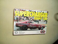 Mr. NORM'S SUPERCHARGER DODGE CHARGER FUNNY CAR, SEALED,  NICE !!