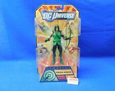 Green Arrow Action Figure Wave 20 Figure 4 DC Universe Classics 2011 Mattel New