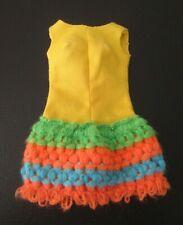 Vintage Mod Barbie: #1454 Loop Scoop Dress