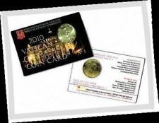 Vatikaan 2010  COINCARD ***  50 CENT  ***  Vatican 2010