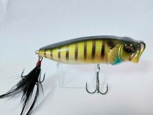 Megabass Pop Max Topwater Fishing Lure 78mm 1/2oz PM Wild Gill Color From Japan