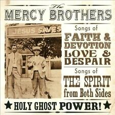 Holy Ghost Power! [Digipak] by The Mercy Brothers (CD, Dec-2013, Louisiana...