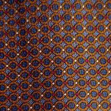 e0f0d41e9430 Blu, Caramello, Rosa Foulard Cravatta di Seta