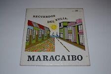 Recuerdos Del Zulia~Maracaibo~RARE Latin LP~Venezuelan IMPORT~FAST SHIPPING!!!