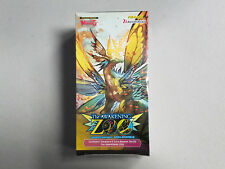 Cardfight!! Vanguard VGE-G-EB02 Awakening Zoo Sealed Booster Box English Version