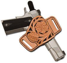 102 x 914 mm Tandy Leather Deertan Fringe 4 x 36 Black 5035-51