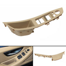 Beige Inner Window Switch Door Panel Handle Armrest For BMW 520 523 525 530 535
