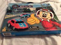 RARE FACTORY SEALED Walt Disney World Disneyland Resorts Autopia Race Car Set