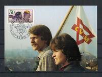 """BRD, Maximumkarte """"100 Jahre CJVM"""" MiNr. 1133 ESSt Bonn 05.05.1982"""