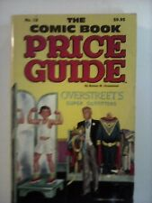 OVERSTREET PRICE GUIDE #12,13,14,16,17,20,23,24 ( G TO VG+ CONDITION)  4 EXTRAS
