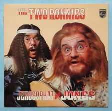 RONNIE BARKER/ CORBETT/ TWO RONNIES ~ JEHOSOPHAT & JONES ~ 1973 UK VINYL LP [2]