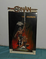 vintage CONAN THE BARBARIAN counter display standee (incomplete)
