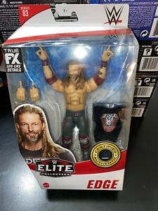 WWE Mattel Elite 83 EDGE RATED R SUPERSTAR RARE NEW IN HAND RAW SMACKDOWN LEGEND