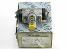 NEW MAXIM WC13865 DRUM BRAKE WHEEL CYLINDER REAR RIGHT 33865 MADE IN ITALY