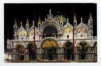 St Mark's Basilica at Venice - vintage 1969 Venice Italy stamps postmarked