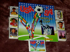 PANINI WORLD CUP USA 94 WC 1994 STICKERS CHOOSE 10 FROM COMPLETE SET FOR ALBUM