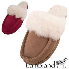 Standard (B) Width Suede Mule Shoes for Women