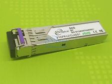 MRV SFP-GD-BD43 Compatible 1000BASE-BX-D BiDi SFP TX1490nm/RX1310nm 40km