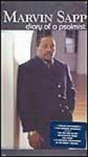 Diary of a Psalmist [Video/DVD] by Marvin Sapp (VHS, Jul-2003, Verity)
