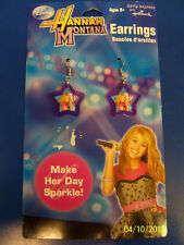Hannah Montana Star Earrings Party Favor Dress Up Halloween Costume Accessory