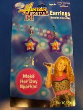 Hannah Montana Star Earrings Party Favor Dress Up Halloween Costume Accessory