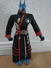 "SPD Power Rangers  13"" Talking Commander Doggy Cruger Doll Action Figure Bandai"