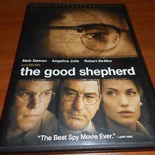 The Good Shepherd (DVD, 2007, Widescreen) Angelina Jolie Used Matt Damon