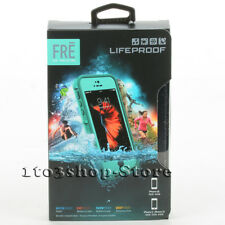 LifeProof fre Waterproof Water Dust Proof iPhone 5 iPhone 5s iPhone SE Case Teal