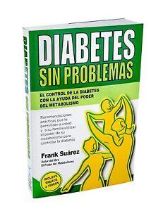 recetas metabolismo Diabetes sin problemas frank suárez español para diabeticos