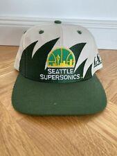 Vintage Sports Specialties SnapBack cap seattle sonics Starter rythm DS