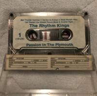THE RHYTHM KINGS Passion In The Plymouth cassette tape rockabilly, Just Cassette