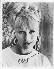 Elke Sommer Signed photo 8x10 COA 3/18 Choice of 4 Different