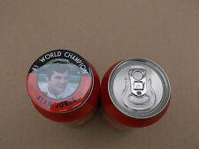 Alan Jones Champion du monde F1 badge 55 mm en taille