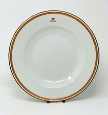 Italian Line First Class Soup Plate by Richard Ginori - Excellent Condition