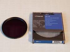 Polaroid 58mm ND 0.9 Graufilter Neutral Density Camera Filter