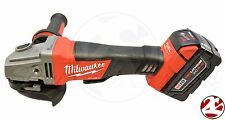 Milwaukee M18 FUEL 2780-20 Grinder 4 1/2 18 Volt 48-11-1850 5.0 Cordless Battery