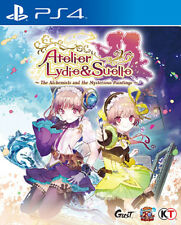 Atelier Lydie & Suelle Alchemists & Mysterious Paintings PS4 Playstation 4