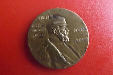 * de Prusia medalla de bronce 1897 aprox. 40mm * Guillermo I (box11)