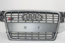 Original Audi S4 Kühlergrill platiniumgrau, 8K0853651B 1RR