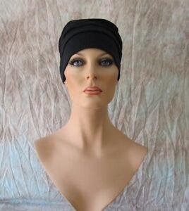 Tammy Hat COLOR CHOICE Chemo Stretchable Turban Head Wrap Cap Sleep Jon Renau