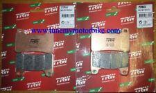 2 X Lucas TRW Bremsbeläge vorn MCB755SV Honda CBR1000RR 2004-2016 SC57 SC59