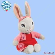 Peter Rabbit TV Collection 18cm Plush - Lily Bobtail Soft Cuddly Toy