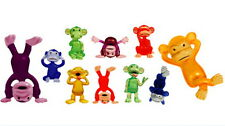 10 Funny Figures Bulk  Monkey Party Favors Figurines Cake Toppers Figurines New