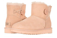 UGG Australia Mini Bailey Button II Amberlight Boot Women's sizes 5-11/NEW!!!