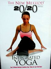 The New Method - Integrated Yoga NEW!! DVD, PILATES,TONE,WORKOUT,SCULPT ,DANCE
