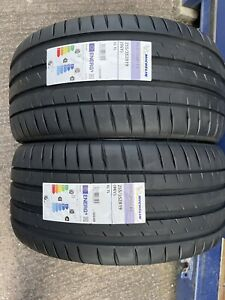 2x 255/35 ZR19 Michelin Pilot Sport 4S, 96Y XL Brand New