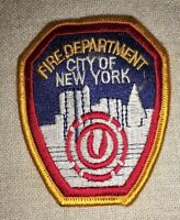 FDNY Firefighter Patch collectible