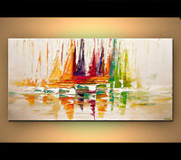 CHENPAT127 fancy modern abstract art oil painting 100% hand-painted on canvas