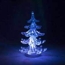 USB Light Up Christmas Tree | Multicoloured | Home or Office Desk