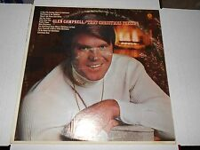 Glen Campbell  That Christmas Feeling  Capitol LP SM-2978